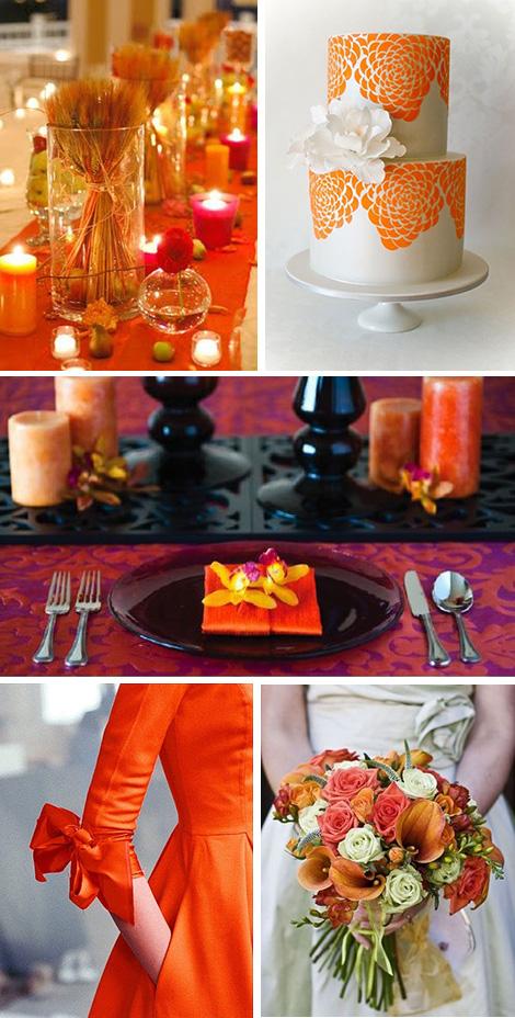 Matrimonio Azzurro E Arancione : Matrimonio in arancione make up per donne