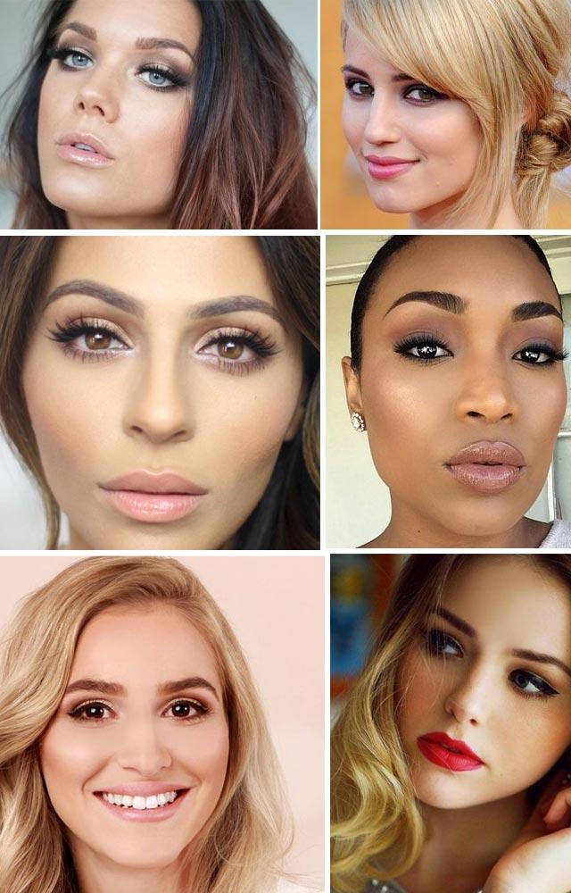 Molto Trucco testimone matrimonio: makeup testimone sposa 11 Foto DU87