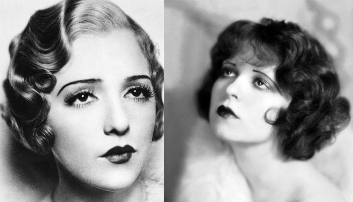 Trucco anni '20: caratteristiche e foto…e pettinature.