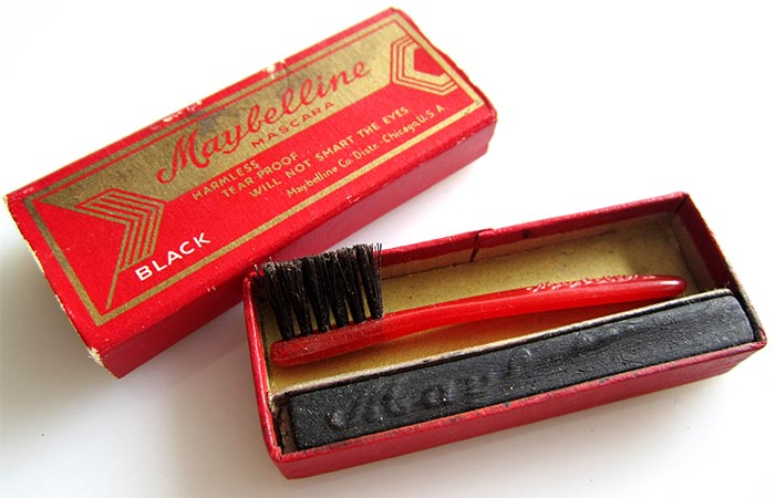 Cake Mascara Vintage di Maybelline