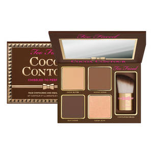 Too Faced Cocoa Contour Chiseled to Perfection Palette make-up