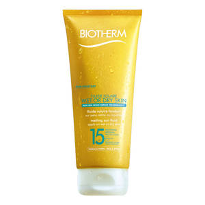 Biotherm Fluide Solaire Wet Or Dry Skin (SPF 15 o 30)