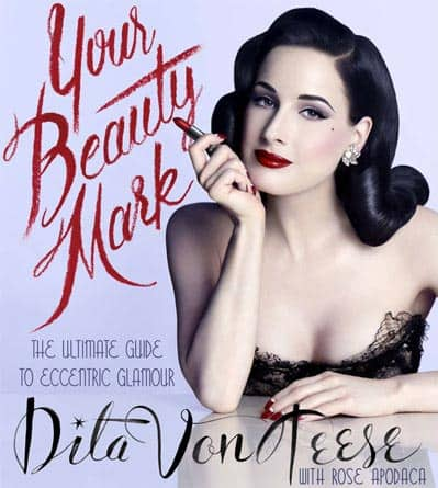 Dita Von Teese Your Beauty Mark