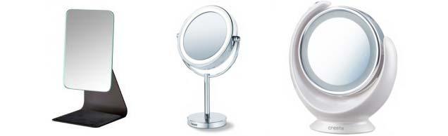 Specchi Cosmetici Stand Alone