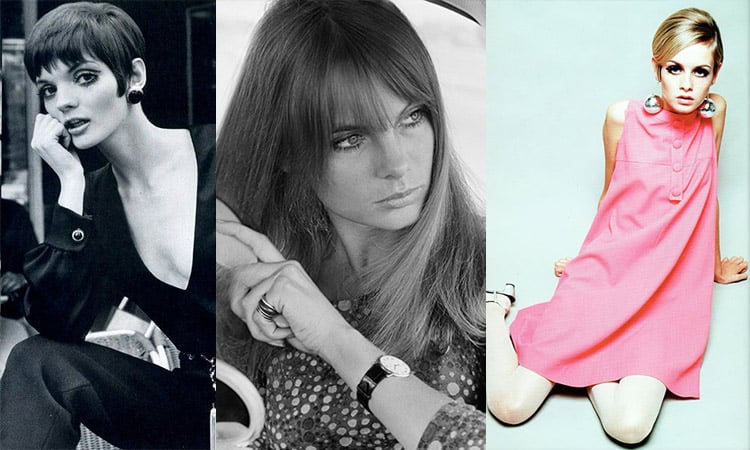 Le modelle pi famose degli anni 39 60 donna e dintorni - Dive anni 60 ...