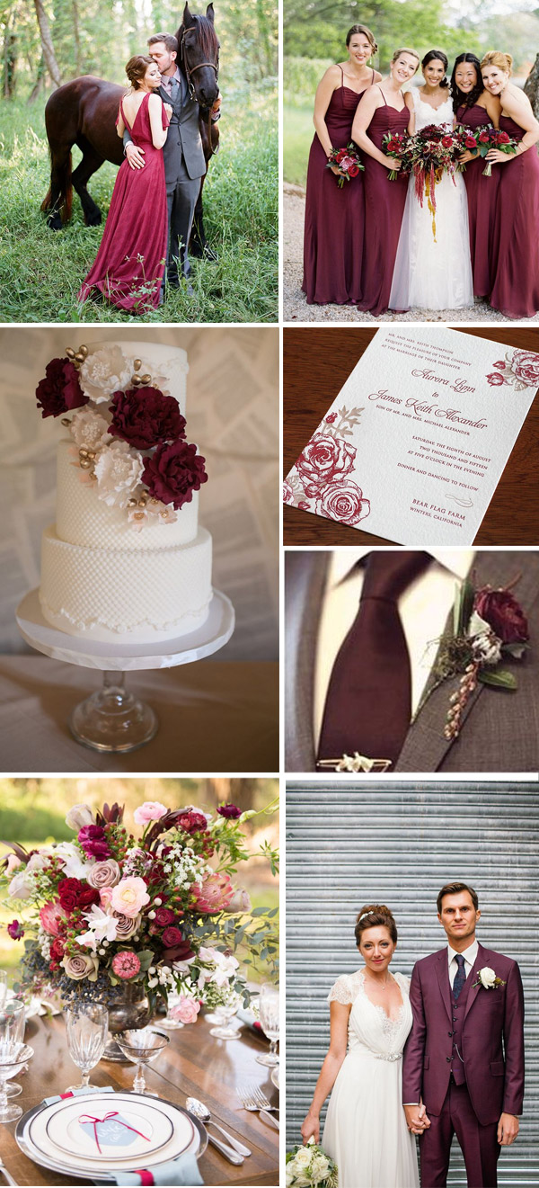 wedding-pantone-marsala