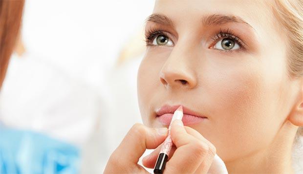 Make Up sposa realizzato con il trucco minerale