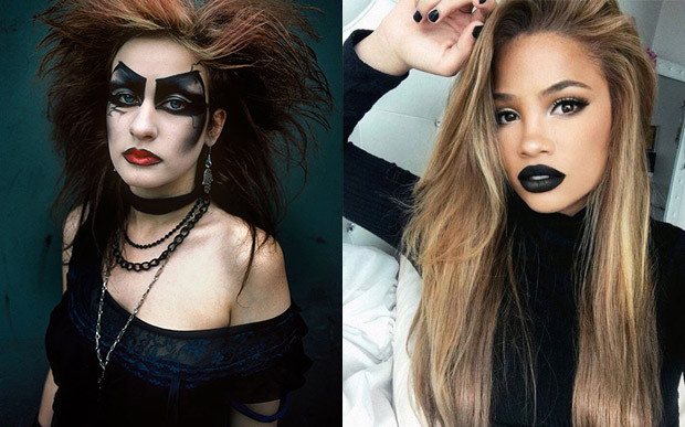 gothic-makeup-vs-dramatic-makeup