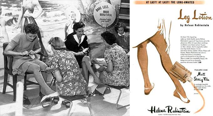 Bare Legs Bar - Liquid Stockings