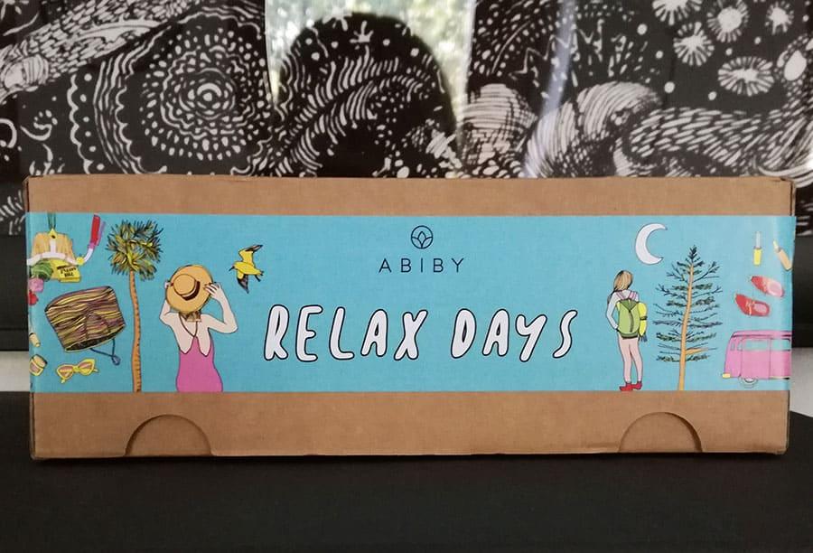 Abiby Box di Agosto 2018