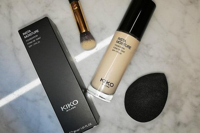 recensione-instamoisture-fondotinta-kiko