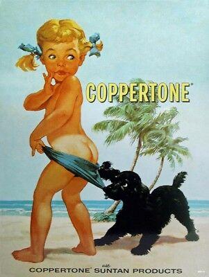 coppertone-girl